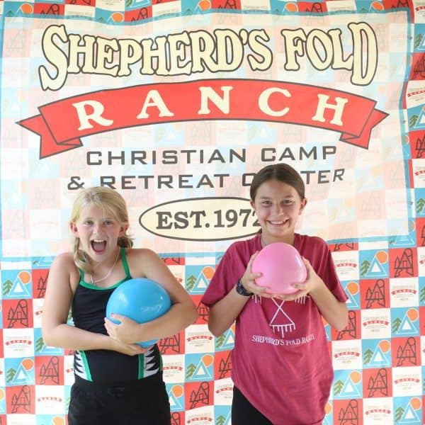 Kids Youth Camp at Shepherd's Fold Ranch Treehouse Mini Week
