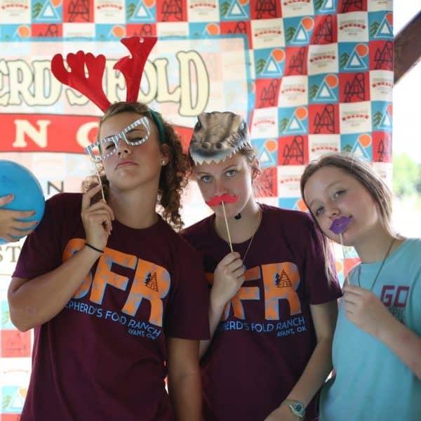 Shepherd's Fold Ranch Forerunner Camp Teen Discipleship Funny