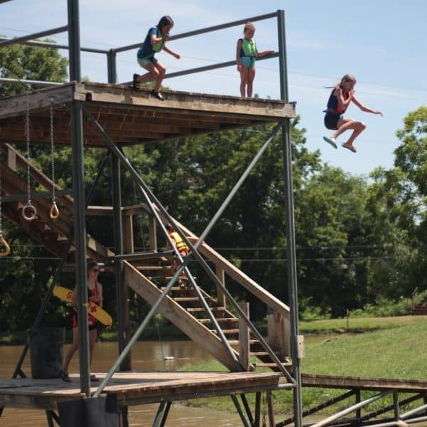 Christian Youth Camp Treehouse Mini Week at Shepherd's Fold Ranch