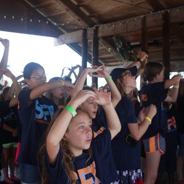fun summer camp activity in Oklahoma SFR