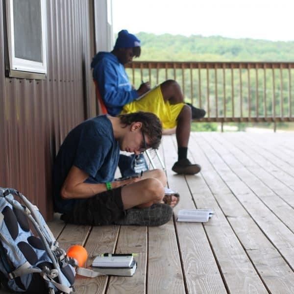 Bible Summer Camp Forerunner Training Bible Study