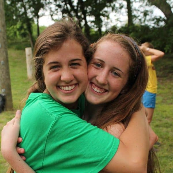 Christian Summer Camp Volunteers at Shepherd's Fold Ranch as Forerunners