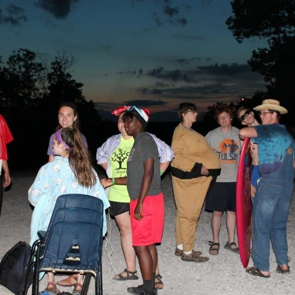 Forerunner Christian Camps at Shepherd's Fold Ranch