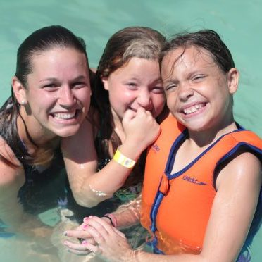 Day Camp at SFR Pool Time, a Christian summer camp