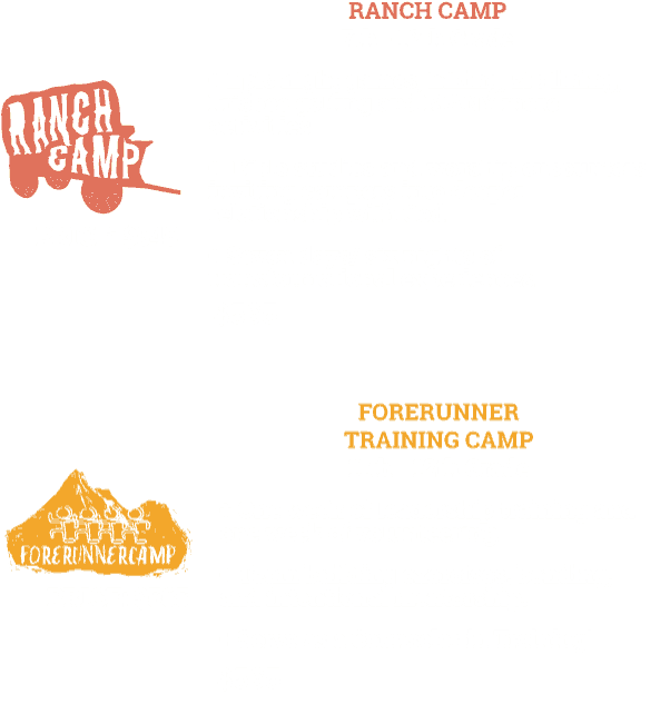 Camps for 7th - 12th Grade